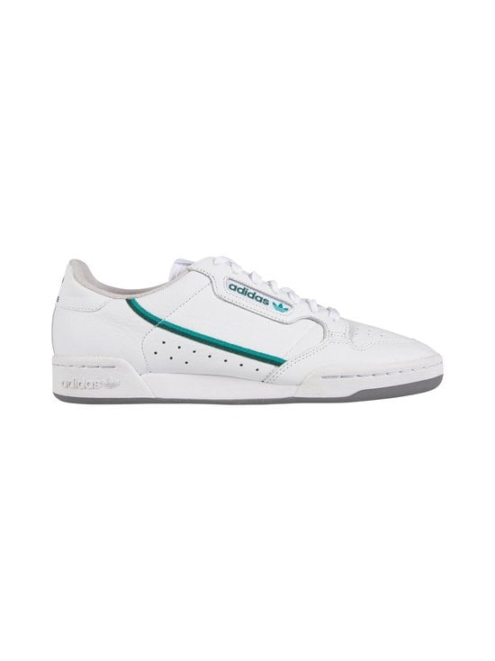 adidas Originals - Continental 80 -nahkasneakerit - FTWWHT/GLRGRN/CGREEN | Stockmann - photo 1