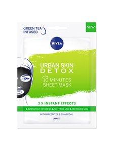 NIVEA - Urban Skin Detox Sheet Mask -kasvonaamio | Stockmann