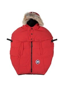 Canada Goose - Fawn Bunting -makuupussi - 11 RED | Stockmann