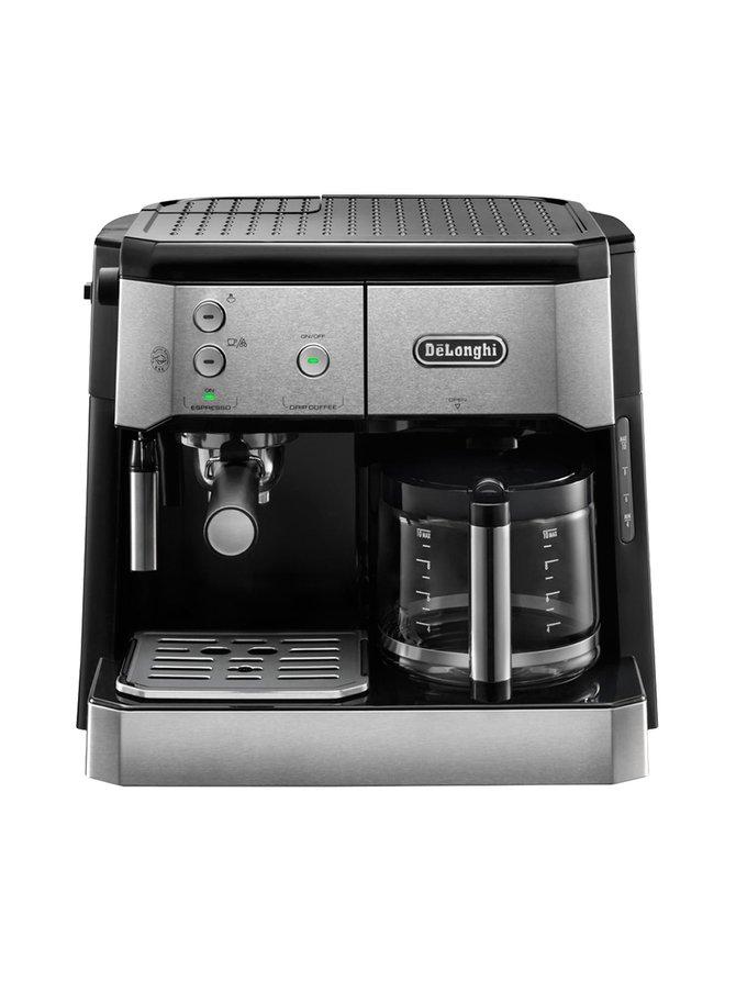 Combination-espressokeitin/kahvinkeitin