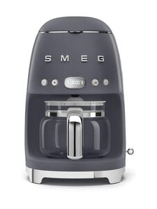 Smeg - DCF02PKEU-kahvinkeitin - GRAY | Stockmann