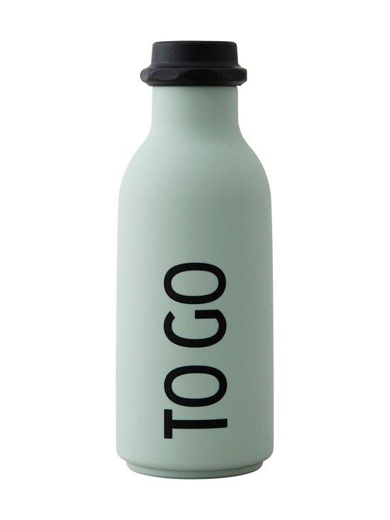 Design Letters - To Go -juomapullo 500 ml - SOFT GREEN | Stockmann - photo 1