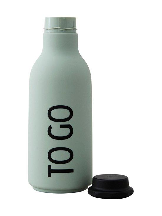 Design Letters - To Go -juomapullo 500 ml - SOFT GREEN | Stockmann - photo 2