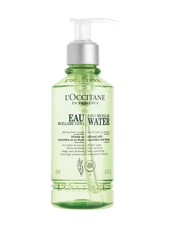 Loccitane - Cleansing Infusion 3 in 1 Micellar Water -misellivesi - NOCOL | Stockmann - photo 1