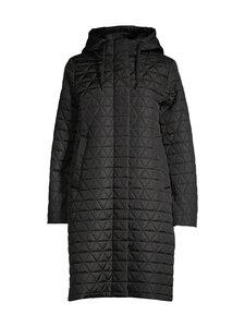 NOOM - Reeta-tikattu takki - BLACK | Stockmann