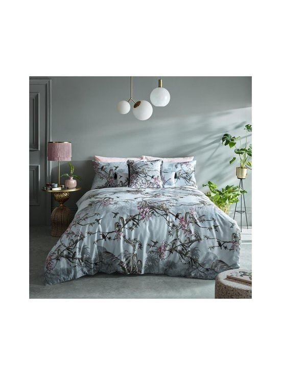 Ted Baker London - Hibiscus-pussilakana 150 x 210 cm - GREY | Stockmann - photo 2