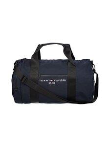 Tommy Hilfiger - TH Established Logo Duffel Bag -laukku - DW5 DESERT SKY | Stockmann