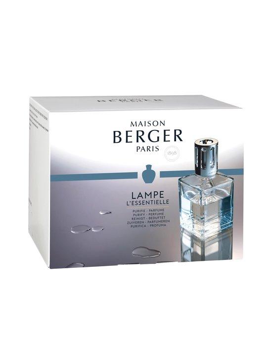 Lampe Berger - Essentielle Carrée -pakkaus - TRANSPARENT | Stockmann - photo 1