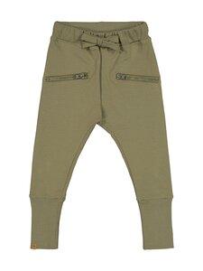 Metsola - Zipper Pants -collegehousut - 32 OLIVINE | Stockmann