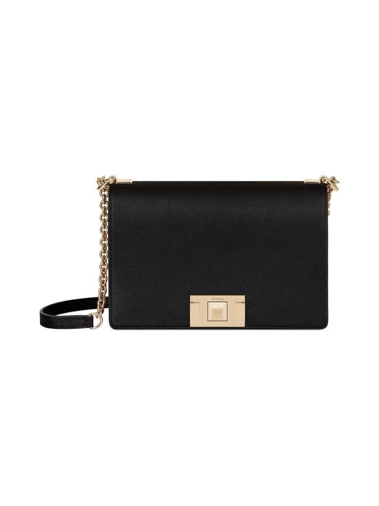 Furla - Mimi S Crossbody -nahkalaukku - NERO | Stockmann - photo 2