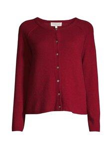 Rosemunde - Wool & Cashmere -neuletakki - 432 RED | Stockmann