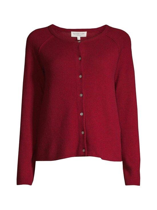 Rosemunde - Wool & Cashmere -neuletakki - 432 RED | Stockmann - photo 1