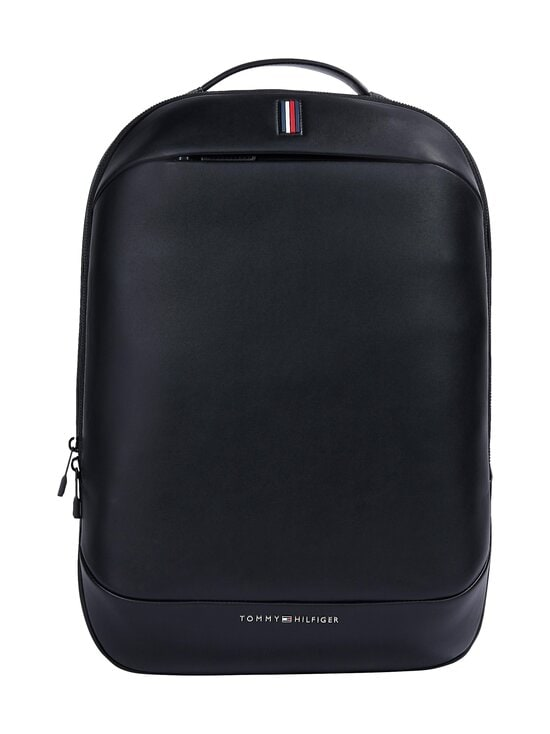 Tommy Hilfiger - Metro Backpack -reppu - BDS BLACK   Stockmann - photo 1