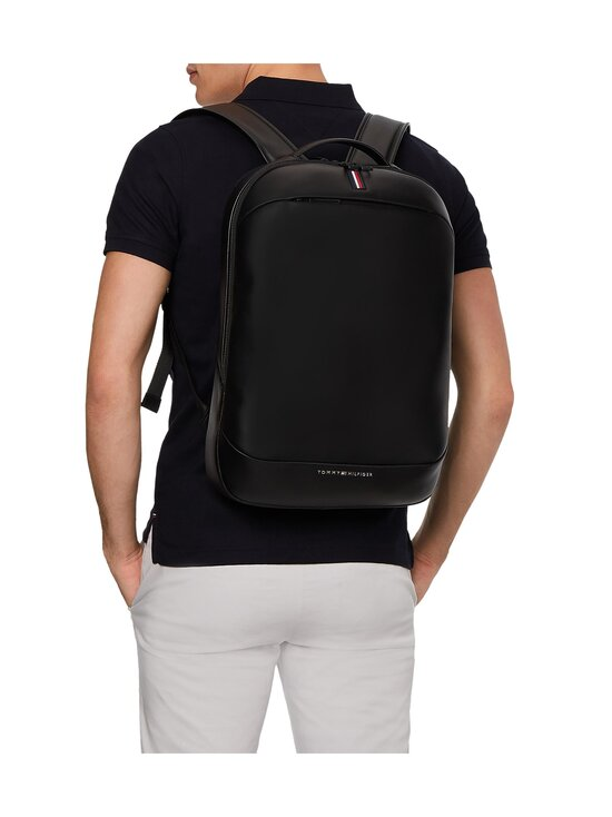 Tommy Hilfiger - Metro Backpack -reppu - BDS BLACK   Stockmann - photo 5