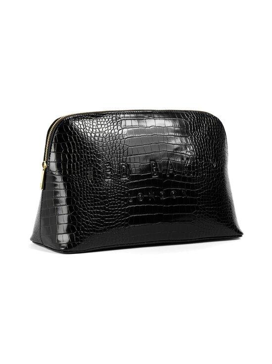 Ted Baker London - Crocana Croc Detail -meikkilaukku - BLACK | Stockmann - photo 2