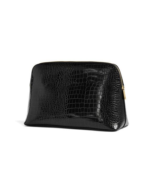 Ted Baker London - Crocana Croc Detail -meikkilaukku - BLACK | Stockmann - photo 3