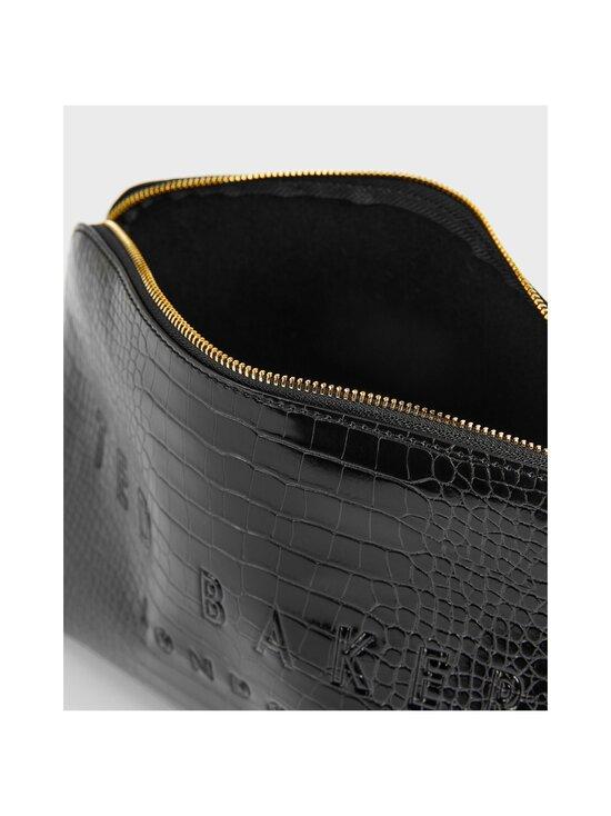 Ted Baker London - Crocana Croc Detail -meikkilaukku - BLACK | Stockmann - photo 4
