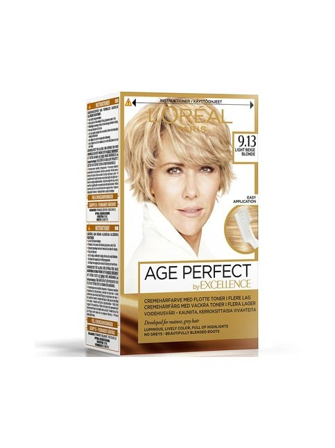 Age Perfect by Excellence Hair Color -hiusväri