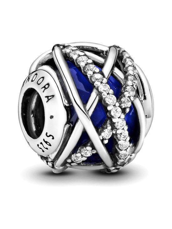 Pandora - Abstract Silver Charm -koru - SILVER | Stockmann - photo 1