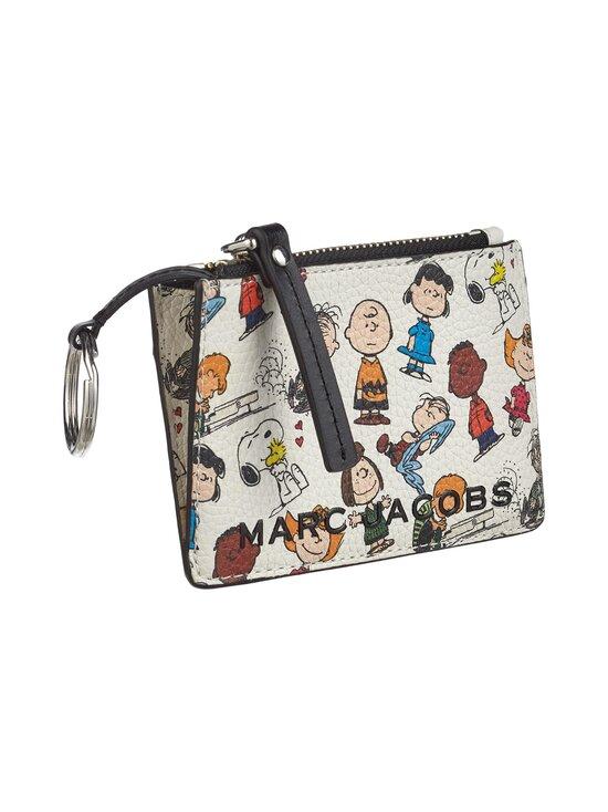 Peanuts® x Marc Jacobs The Top-Zip Multi Wallet -nahkalompakko