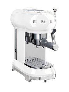 Smeg - ECF01WHEU-espressokeitin - VALKOINEN | Stockmann