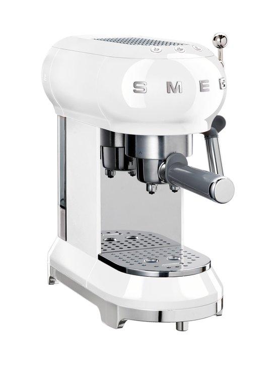 Smeg - ECF01WHEU-espressokeitin - VALKOINEN | Stockmann - photo 1