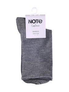 Note - Bamboo kiristämättömät nilkkasukat - GREY   Stockmann
