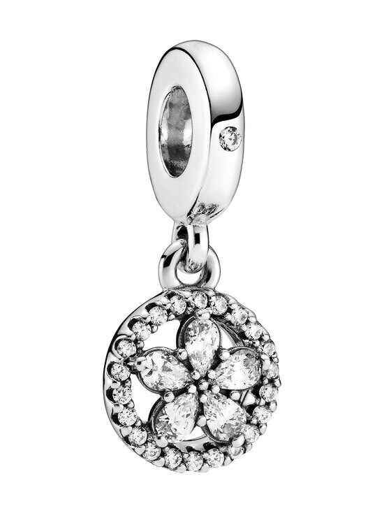 Pandora - Snowflake Dangle -riipus - CLEAR | Stockmann - photo 1