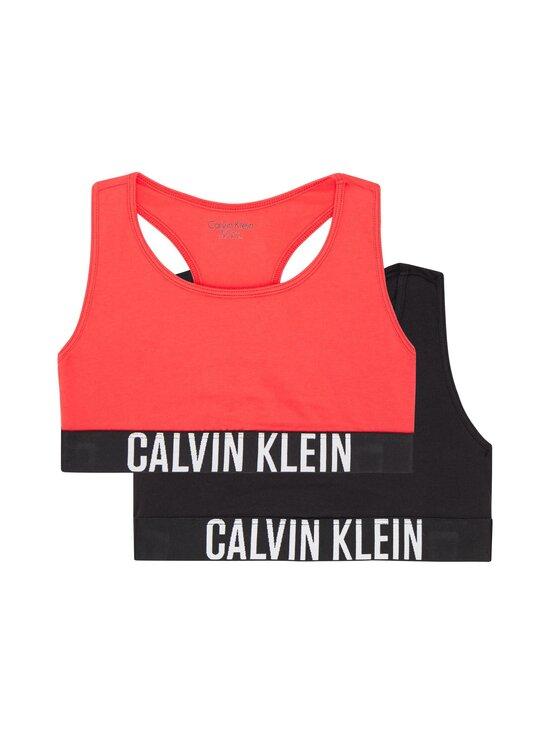 Calvin Klein Kids - Bralette-toppi 2-pack - 0WD 1TRUERED/1PVHBLACK   Stockmann - photo 1