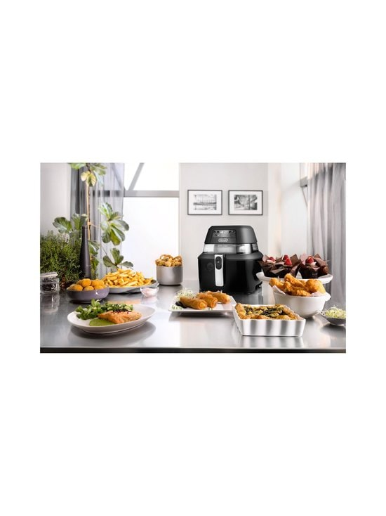 Delonghi - IdealFry Hot Air Fryer -ilmafriteerauskeitin - BLACK | Stockmann - photo 5