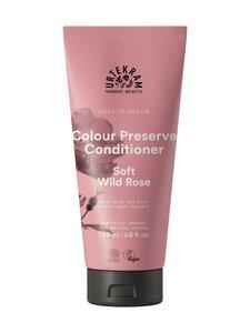 Urtekram - Soft Wild Rose Conditioner -hoitoaine värjätyille hiuksille 180 ml | Stockmann