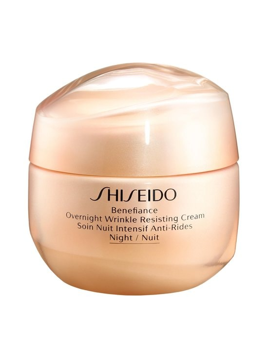 Shiseido - Benefiance Overnight Wrinkle Resisting Cream -yövoide 50 ml - VAR_1 | Stockmann - photo 1