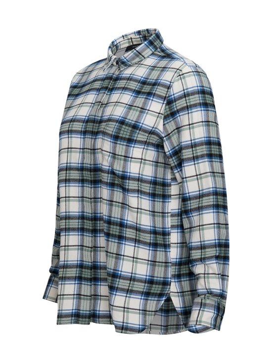 Peak Performance - W Super Flannel Shirt -paita - 951 W.PRINT.GROUN | Stockmann - photo 3
