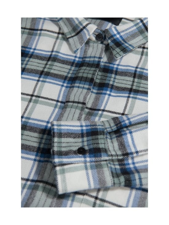 Peak Performance - W Super Flannel Shirt -paita - 951 W.PRINT.GROUN | Stockmann - photo 4