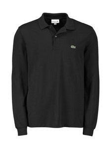 Lacoste - Classic fit -pikeepaita - BLACK | Stockmann