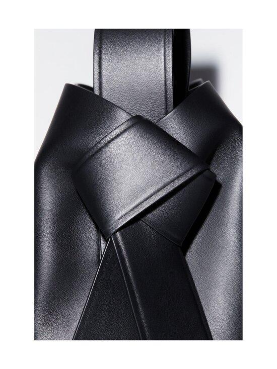 Acne Studios - Musubi Midi Bag -nahkalaukku - BLACK | Stockmann - photo 5