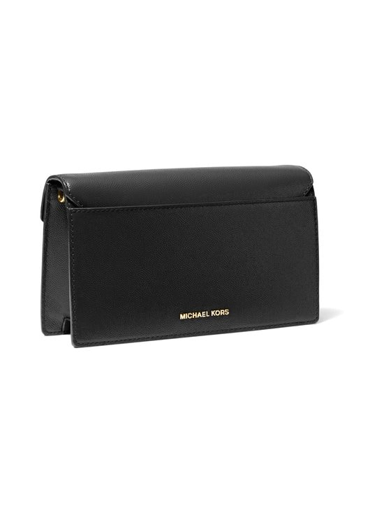 Michael Michael Kors - Grace Clutch -nahkalaukku - 001 BLACK | Stockmann - photo 2