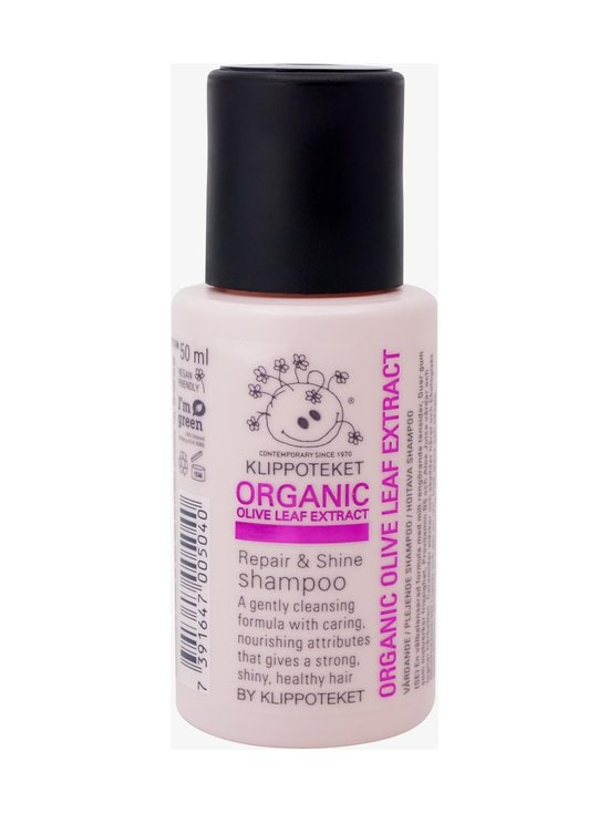Klippoteket - Organic Repair & Shine Shampoo 50 ml - NOCOL | Stockmann - photo 1