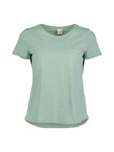 NOOM loungewear - Lisa T-Shirt -paita - SOFT GREEN | Stockmann
