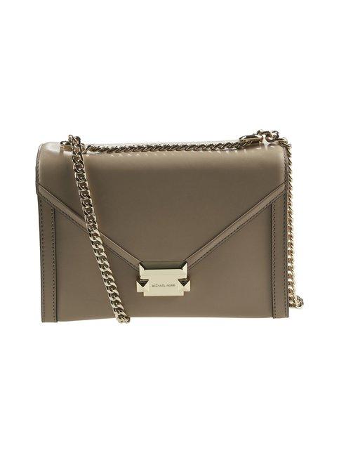 Whitney Large Shoulder Bag -nahkalaukku