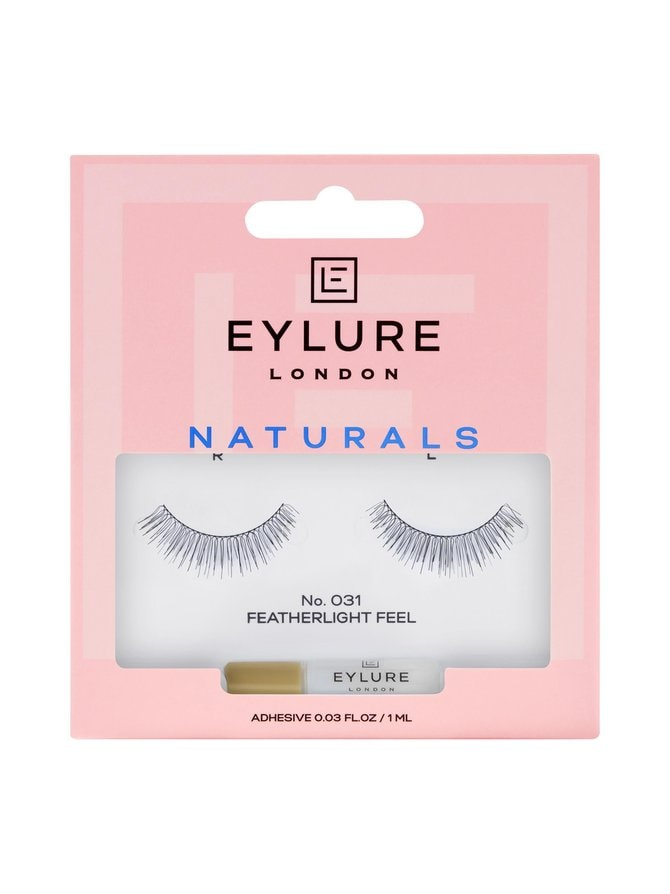 Fake Lashes Natural 031 -irtoripset