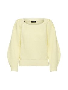 Selected - SlfGry-neule - PASTEL YELLOW | Stockmann