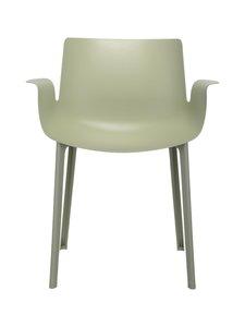 Kartell - Piuma-tuoli - SAGE GREEN (VIHREÄ) | Stockmann