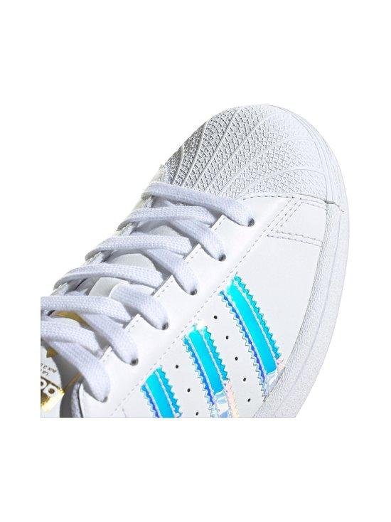 adidas Originals - W Superstar -nahkatennarit - FTWWHT/GOLDMT/CBLACK | Stockmann - photo 8