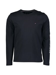 Tommy Hilfiger - Tommy Logo Long Sleeve Tee -paita - DW5 DESERT SKY | Stockmann