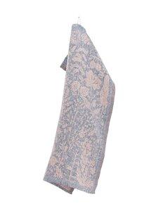 Lapuan Kankurit - Villiyrtit-pellavapyyhe 48 x 70 cm - 5 BLUEBERRY-CINNAMON | Stockmann