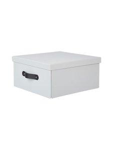 Bigso Box - Austin-säilytyslaatikko - VAALEANHARMAA | Stockmann