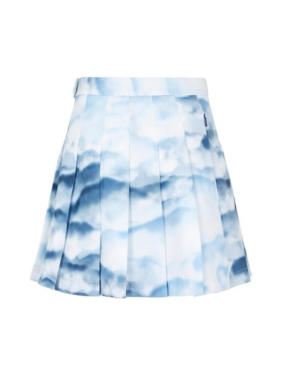 J.Lindeberg - Adina Printed Golf Skirt -hame - O416 CLOUD MIDNIGHT SUMMER BLUE | Stockmann - photo 2