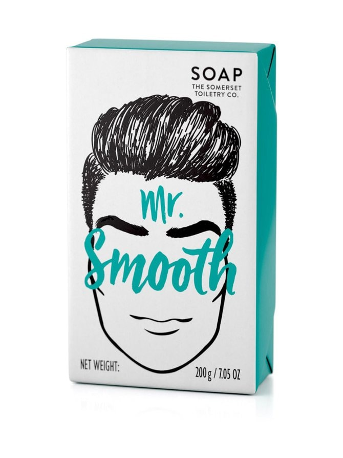 Mr Smooth -palasaippua 200 g