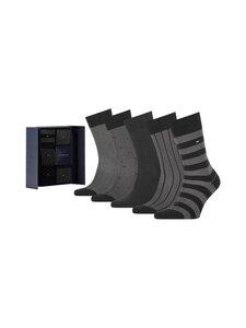 Tommy Hilfiger - Sukat 5-Pack -lahjapakkaus - 002 BLACK | Stockmann